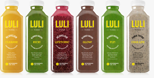 Juice Wisdom From LuliTonix Founder Lianna Sugarman
