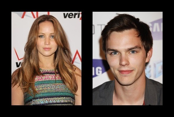 Jennifer Lawrence is dating Nicholas Hoult