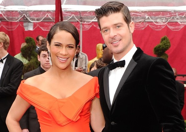 paula patton robin thicke. Paula Patton Robin Thicke