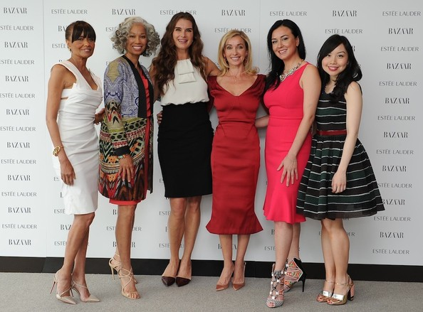 'Harper's Bazaar' Celebrates its 2013 Fabulous at Every Age Winners in New York City