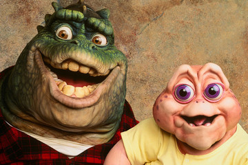 The Surprising Voices Behind Your Favorite Characters from 'Dinosaurs'