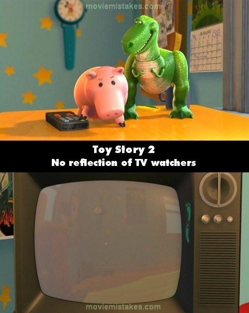 vampire toys � toy story animated movie mistakes you
