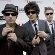 With the Beastie Boys