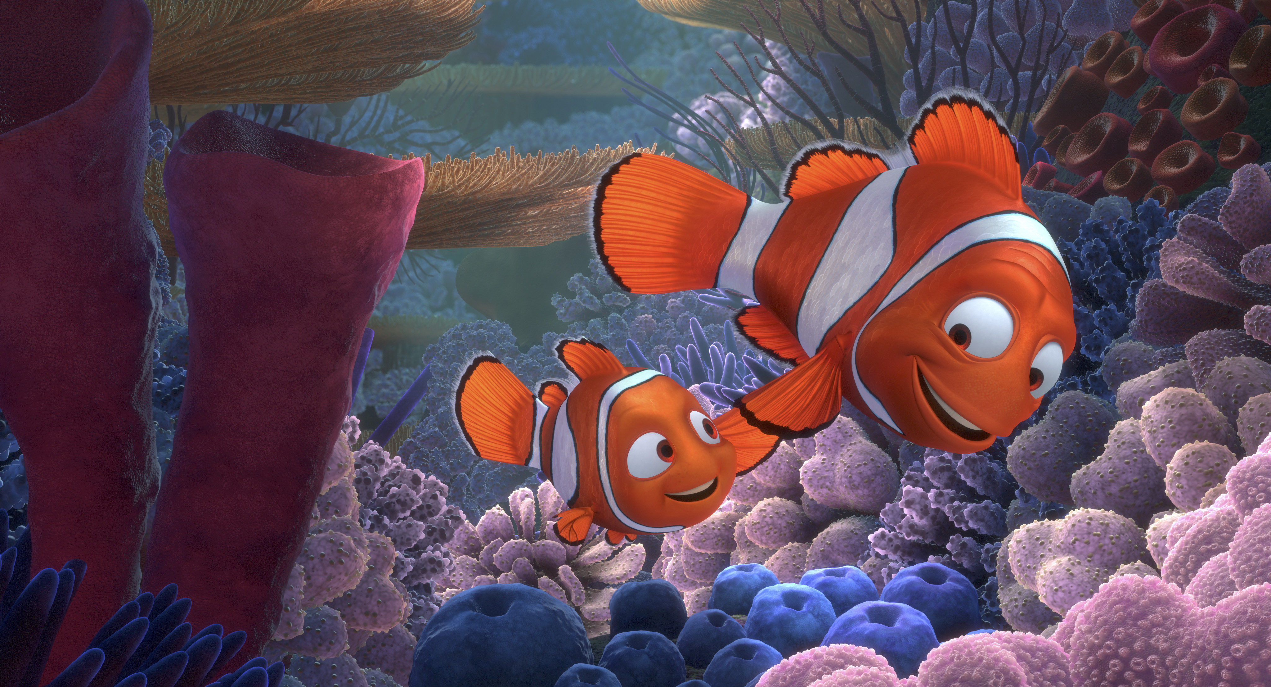 20 Things You May Not Know About \'Finding Nemo\' - Beyond the Box ...