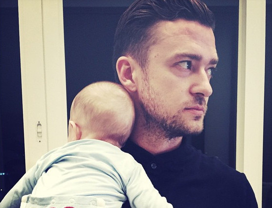 How the Stars Celebrated Father's Day 2015 on Instagram