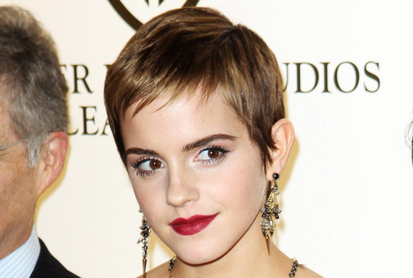 Emma Watson is the Face of Lancome's New Rouge in Love Lipsticks