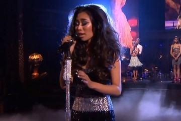 WATCH: Jessica Sanchez Belts It Out on the 'Dancing With the Stars' Finale