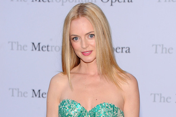 Heather Graham's True Mermaid Gown