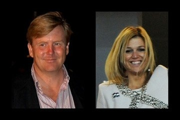 Prince Willem-Alexander Dating History