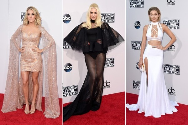 See all the Stars at the 2015 American Music Awards