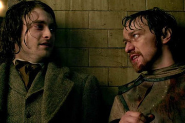 Daniel Radcliffe and James McAvoy Are Science Bros in 'Victor Frankenstein'