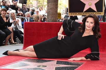Lynda Carter (Finally) Receives A Star On The Hollywood Walk Of Fame