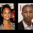 Alesha Dixon was rumored to be with Pharrell Williams
