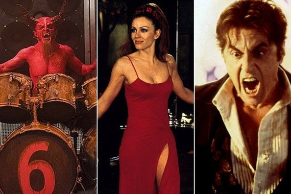 Actors Who Have Played the Devil