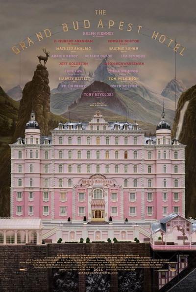 'The Grand Budapest Hotel' is Surreal Madcap Insanity