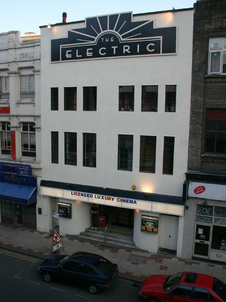 Electriccinema