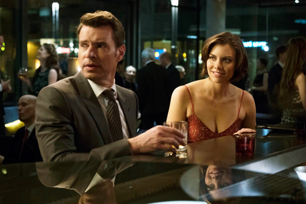 'Whiskey Cavalier' Is An Irreverent Spy Comedy That Doesn't Take Itself Too Seriously