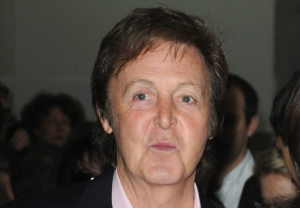 Getty Images With A Dad Like Paul McCartney Any Son