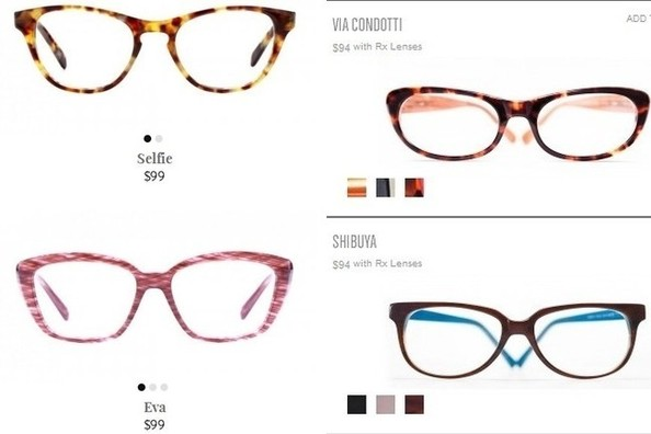Best Online Eyewear Sites