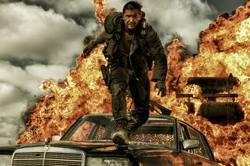 Glorious 'Mad Max: Fury Road' is a Nitro Circus From Hell