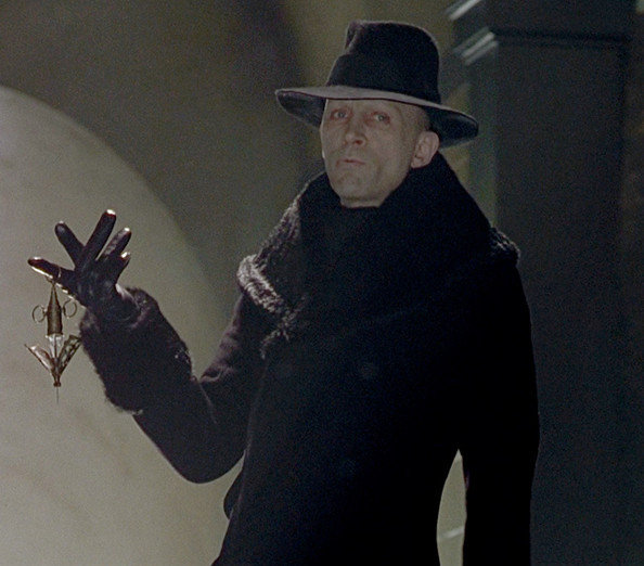 Mr  Hand in  Dark City  - The Most Goth Movie Characters Ever - Zimbio