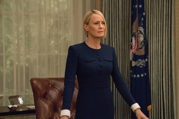President Claire Underwood Is The Best Thing That's Ever Happened To 'House Of Cards'