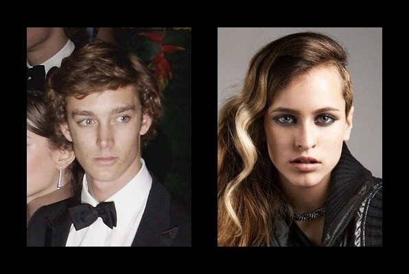 Pierre Casiraghi was rumored to be with Alice Dellal
