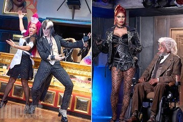 Hot Patootie! Here's the First Look at the Cast of 'The Rocky Horror Picture Show' Remake