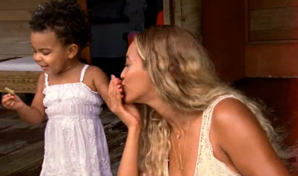 Blue Ivy's Cutest Moments from Beyonce's New Album