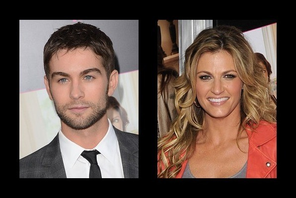 Chace Crawford is rumored to be with Erin Andrews