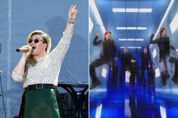 Kelly Clarkson's Cover of 'NSYNC's 'Bye Bye Bye' Is the Best Throwback Thursday Ever