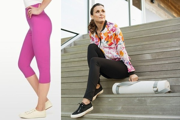 NYDJ Launches Slimming Activewear Line