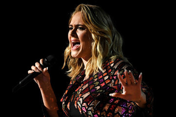 Set Fire to the Rain! Adele Says She May Never Tour Again