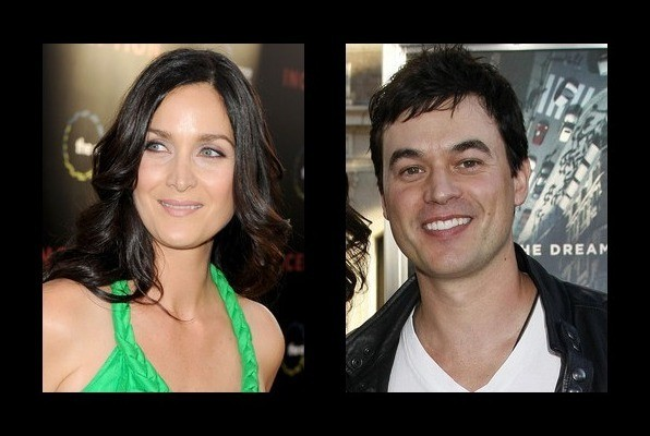 Carrie-Anne Moss Dating History