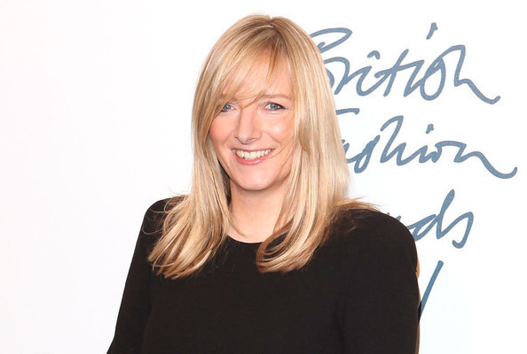 Sarah Burton Receives OBE, Hopes to Design Maternity Wear for Kate Middleton