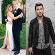 Danielle Fishel and Lance Bass's Prom