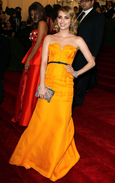 How to Score Emma Roberts' Met Gala Gown, Lady Gaga Pulls a Rachel Zoe, and More!