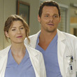 Meredith and Alex ('Grey's Anatomy')