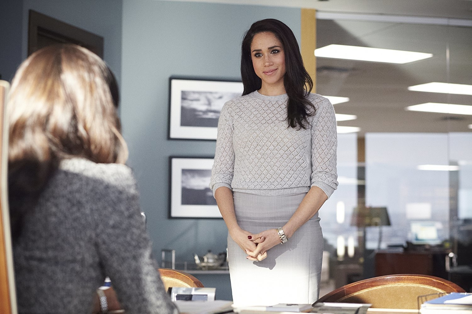 Meghan Markle Might Appear In 'Suits' Season 9