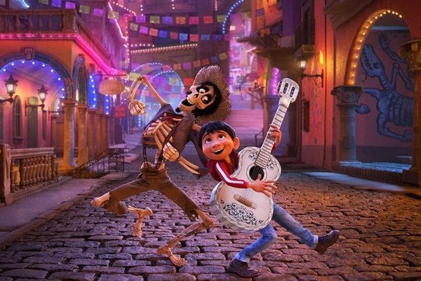 Coco wins Best Animated Feature at Oscars
