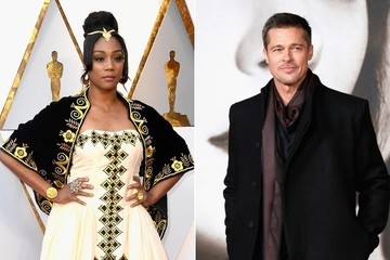 Tiffany Haddish And Brad Pitt Just Made The Sexiest Pact Of The Year