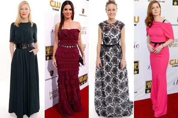 Now Trending: Waist-Cinching Belts on the Red Carpet