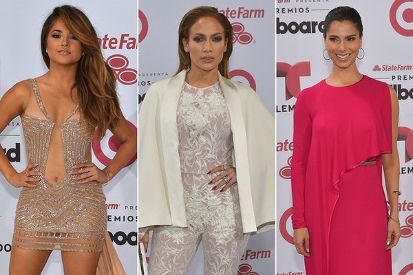 Best and Worst Dressed at the 2015 Billboard Latin Music Awards