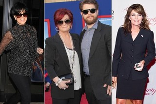 Hollywood's Youngest Grandparents