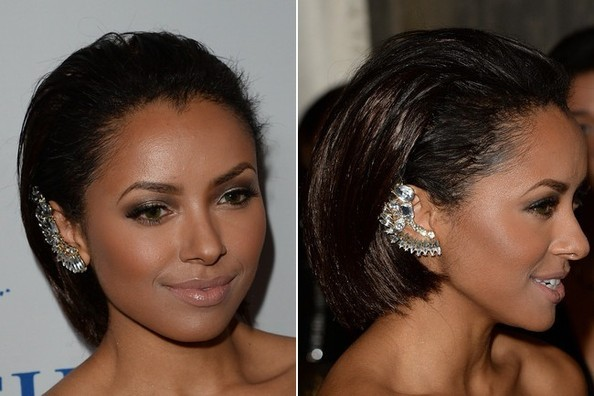 Now We Want One: A Glitzy Ear Cuff Like Kat Graham's