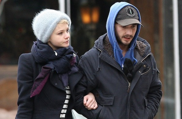 shia labeouf girlfriend carey. Sorry Shia! His girlfriend and