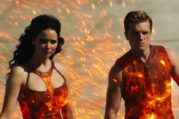 Catching 'Catching Fire' Fever