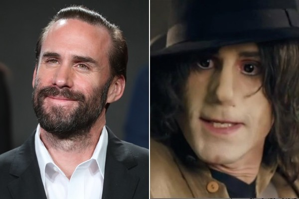 The First Look at Joseph Fiennes as Michael Jackson Is Seriously WTF