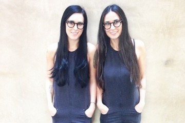 Here's Proof That Rumer Willis and Demi Moore Could Be Twins