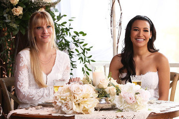 Brittany and Santana to Wed on Tonight's 'Glee'